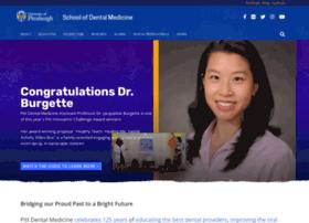 dental.pitt.edu