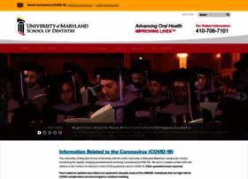 dental.umaryland.edu