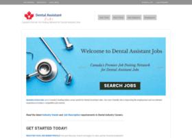 dentalassistantjobs.ca