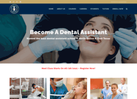 dentalassistantschooldallas.com