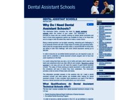dentalassistantschoolsite.com