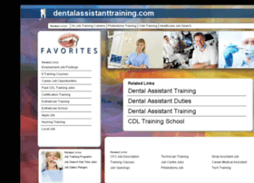 dentalassistanttraining.com