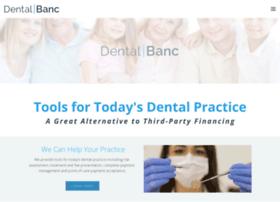dentalbanc.com