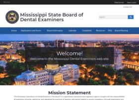 dentalboard.ms.gov