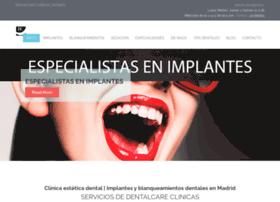 dentalcareclinicas.com
