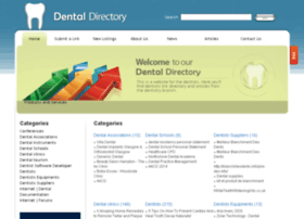 dentaldirectorylinks.com
