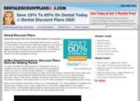 dentaldiscountplansusa.com