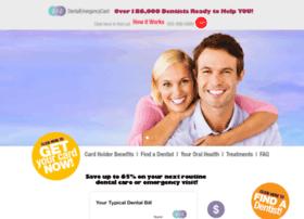 dentalemergencycard.com