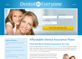 some info about full coverage dental insurance with no