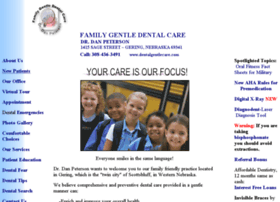 dentalgentlecare.com