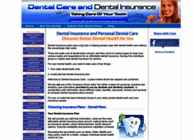 dentalinsurancecare.com