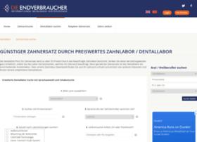 dentallabor.die-endverbraucher.de