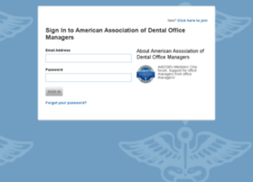 dentalmanagers.ning.com