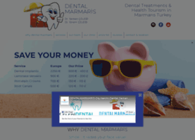 dentalmarmaris.com