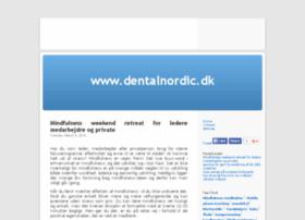 dentalnordic.dk