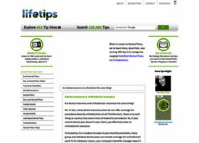 dentalplans.lifetips.com