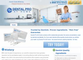 dentalproathome.com