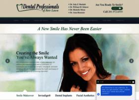 dentalprofessionalsoffairlawn.com