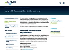 dentalresidency.com