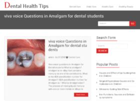 dentaltipsforall.com