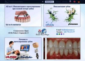 dentaltravelprague.com