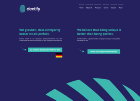 dentify-gmbh.com