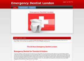 dentist-emergency-london.co.uk