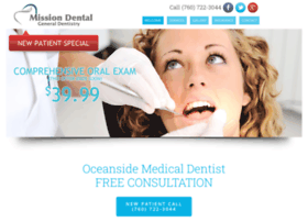 dentist-in-oceanside.com