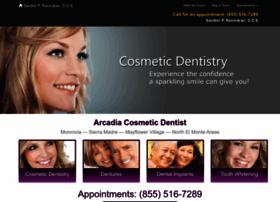 dentistarcadia.com