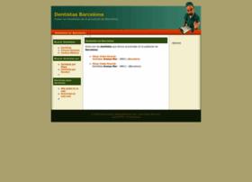 dentistasbarcelona.com
