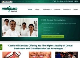 dentistcastlehill.com