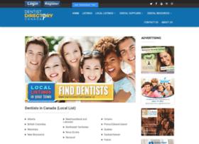 dentistdirectorycanada.ca