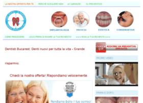 dentisti-bucarest.eu