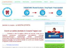 dentisticroazia.info