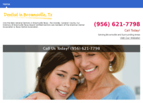 dentistinbrownsvilletx.com