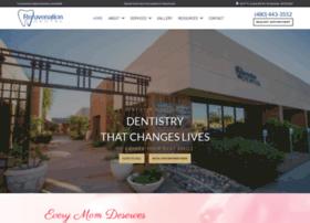 dentistinscottsdale.net