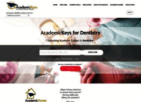 dentistry.academickeys.com