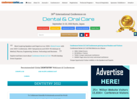 dentistry.conferenceseries.com