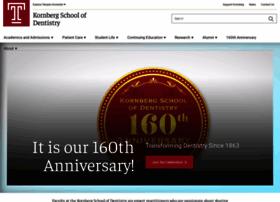 dentistry.temple.edu