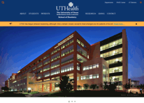 dentistry.uth.edu