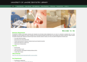 dentistrylibrary.weebly.com