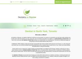 dentistryonbayview.com