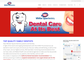 dentistsinwhittier.com