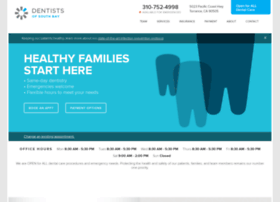 dentistsofsouthbay.com