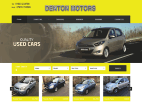 denton-motors.co.uk