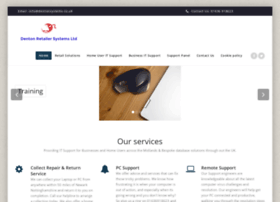 dentonsystems.co.uk
