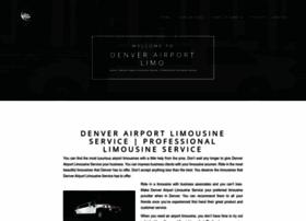 denver-airportlimo.com