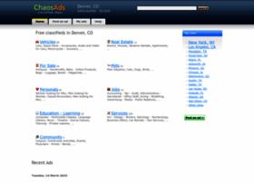denver-co.chaosads.com