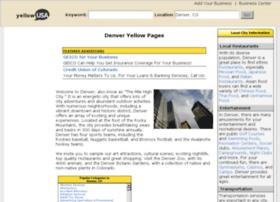 denver-co.yellowusa.com