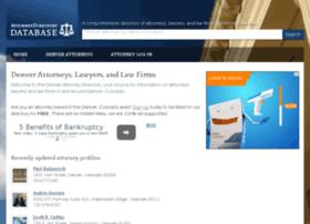 denver.attorneydirectorydb.org